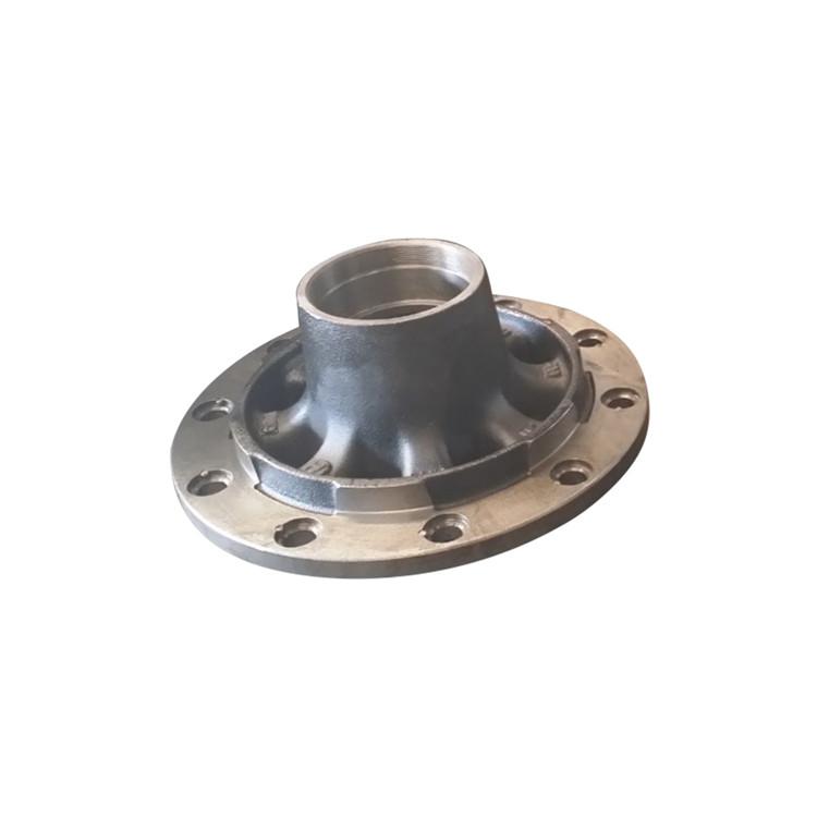 Factory For Cast Ductile Iron - bpw 12T wheel hub (0327262200) – Duspart