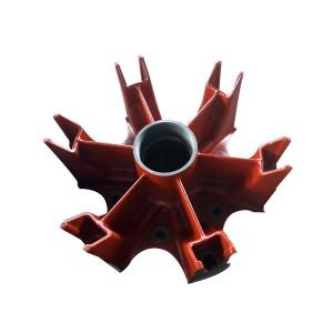 16T 6 spoke wheel hub (604 202 224)
