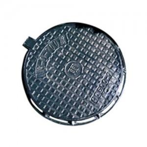 Factory Outlets Ductile Iron Parts - NO LOCK MANHOLE COVER – Duspart