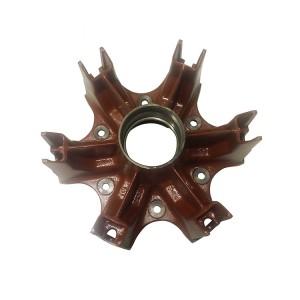 14T 6 spoke wheel hub (604 202 198)