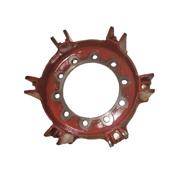 China OEM Casting Parts - 6 Spoke Wheel Hub (604 260 232) – Duspart