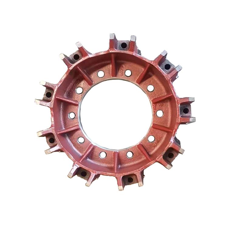Factory Price For Truck Parts - 9 spoke wheel hub (604 260 064) – Duspart