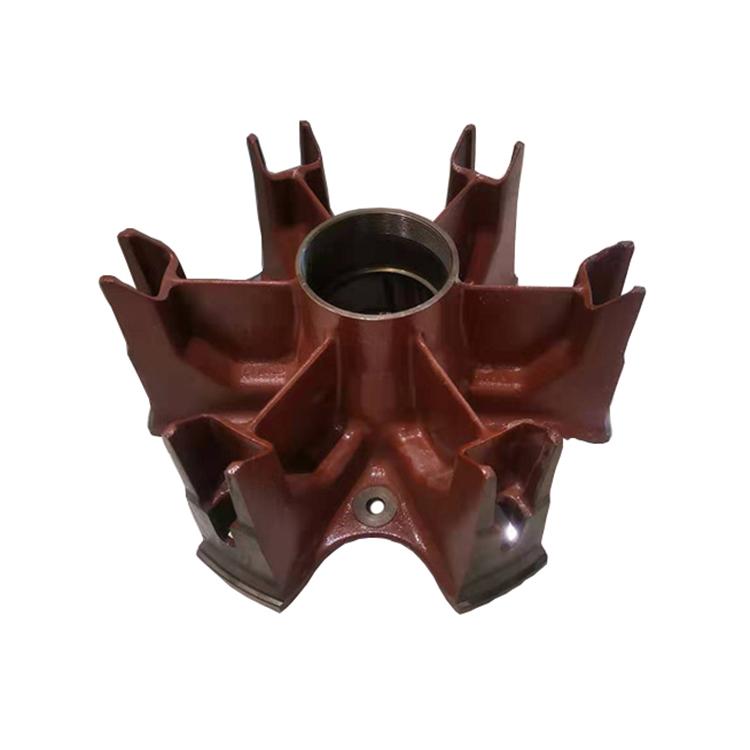 Wholesale Dealers of High Weight Brake Drum - 14T 6 spoke wheel hub (604 202 198) – Duspart
